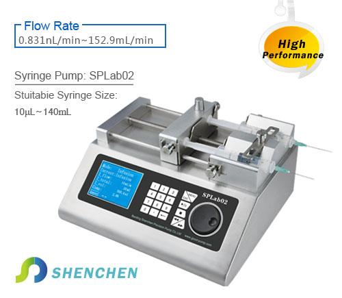 Syringe Pump SPLab02