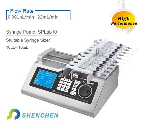 syringe pump SPLab10