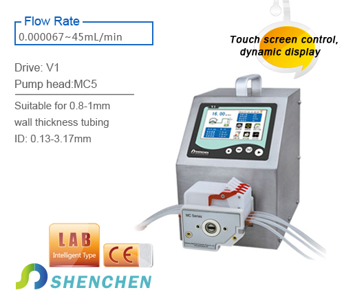 Flow Rate Pump V1