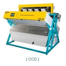CCD Kidney bean color sorter machine