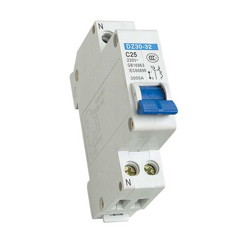 DZ30-32 Residual Current Operated Circuit Breaker