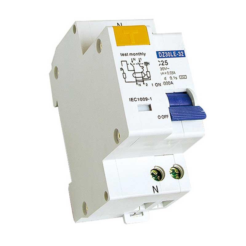 DZ48N-63 Series Miniature Circuit Breaker
