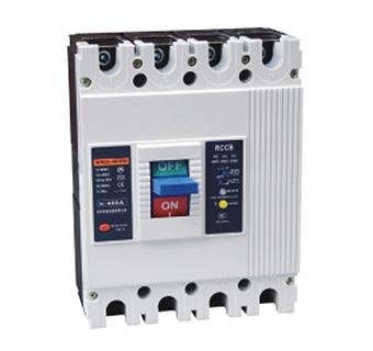 SPM2LE带剩余电流保护塑壳断路器