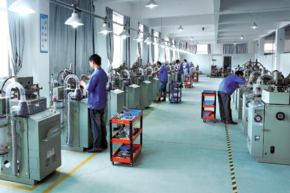 Xinchang Weilite Textile Machinery Co., Ltd.