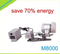 Energy-saving AC Servo Motor For Sewing Equipment