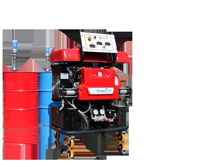 聚氨酯液压灌注设备  F16(T)