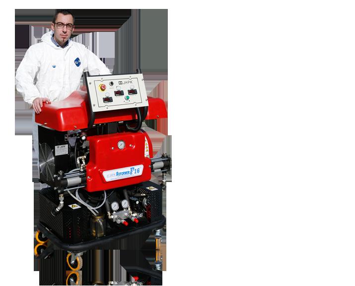 聚氨酯液压灌注设备  JHPK-F16