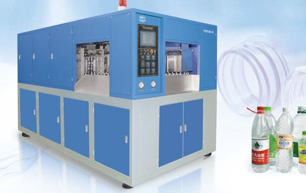 Manual perform feeding auto Blow Molding Machine