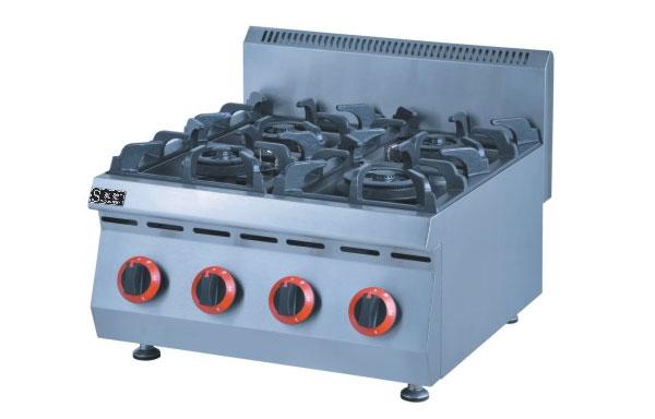 Gas Range &Oven SC-4.R