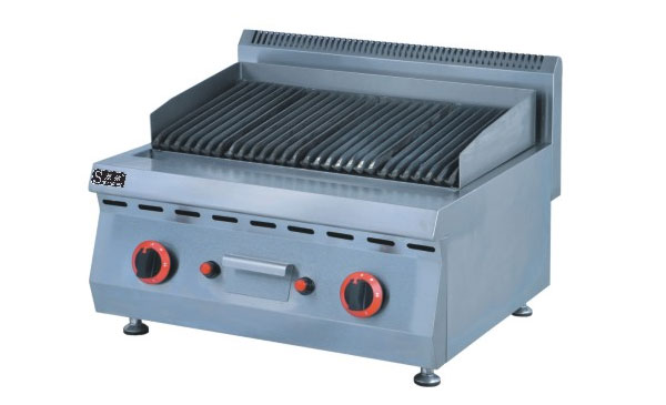 Electric Lava Rock Grill SC-150