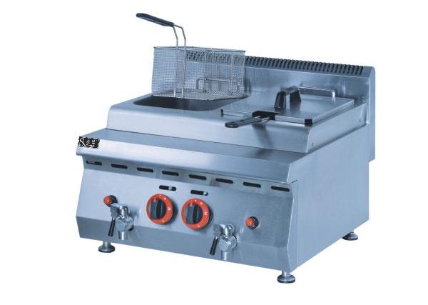 Gas Fryer SC-6+6