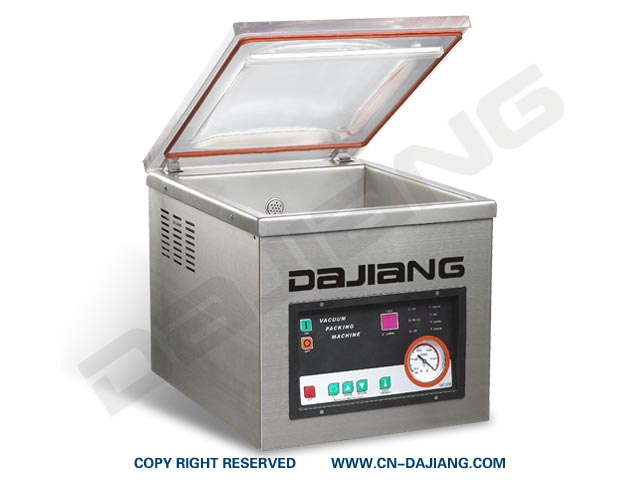 DZ-300/PJ Table Top Vacuum Packaging Machine