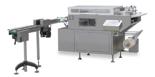 USN-400 Automatic Cellophane Overwrapping Machine