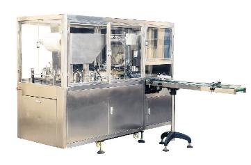 全自动三维透明膜包装机系列