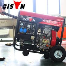 BISON China Electric Start Air Cooled Diesel Power Generator