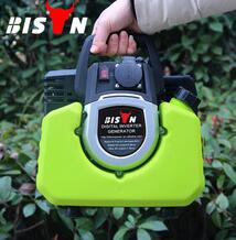 BISON CHINA 220v Portable Digital 1000w Generator Inverter Electric Start