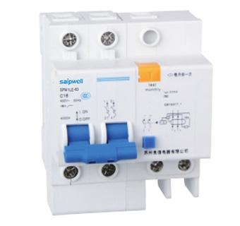 SPM1LE-63 Миниатюрный выключатель по утечке тока