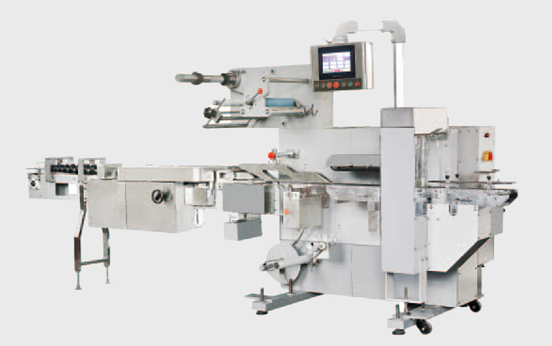 FFA-L vertical end sealer type pillow packing machine