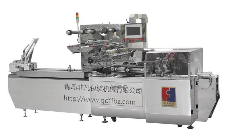 高速往复式铝塑药板包装机