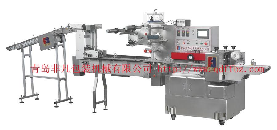 旋转式铝塑药板包装机