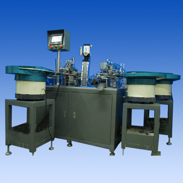 five blades disposable razor head automatic assembly equipment