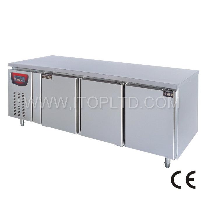 Deluxe Panel Type Commercial Freezer Work Table