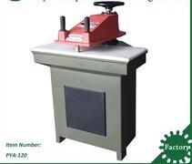 12 Ton ( NEW )Swing arm shoe cutting press machine
