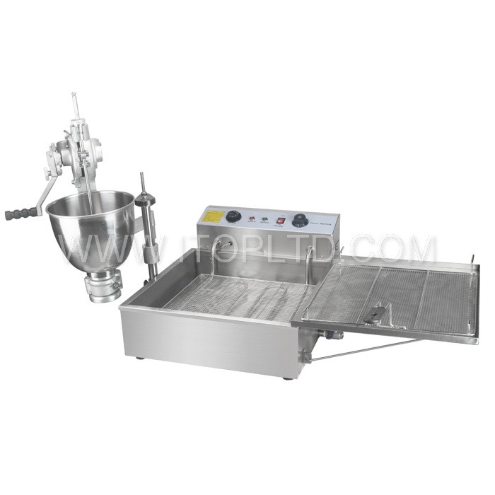 7.5 L Stainless Steel Commercial Automatic Donut Making Machine