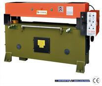 CH-840A 40T Hydraulic Precise 4-Column Plane Die Cutting Machine