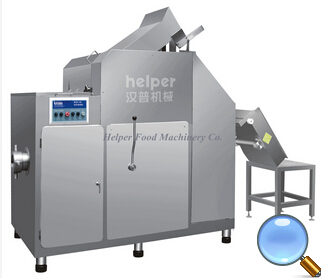 QPJR-250 Meat slicing and grinding machine