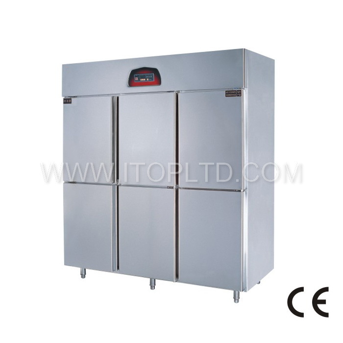CE Restuarant Stainless steel Freezers
