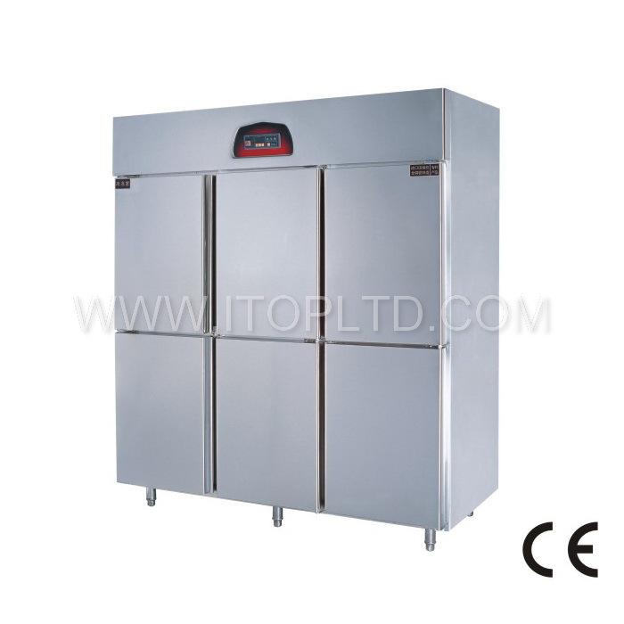 CE Restuarant Stainless steel Freezers