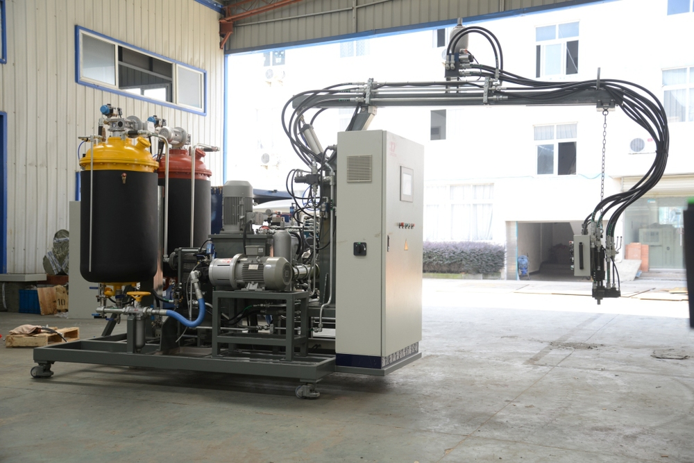 High Pressure pu foam injection machine for trowel