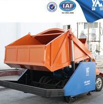 china supplier bridge repair construction Mobile Automatic shotcrete gunite equipment ODM