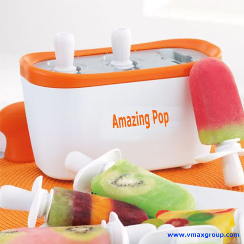 Automatic Ice Pop Maker