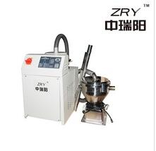 ZRY vacuum feeder carbon brush type plastic auto loader