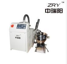 ZRY vacuum feeder carbon brush type plastic auto loader
