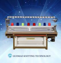 japan computerized flat knitting machine for knitting jacquard sweater