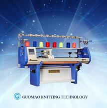 guosheng home use computer flat knitting machine