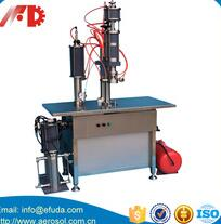 Freon gas filling machine