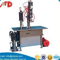 Freon gas filling machine