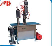 aerosol filling and packing system