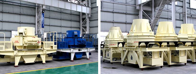 Sustainable Development for FTM VSI Sand Maker