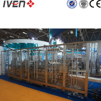Soft Bag IV Fluid Turnkey Project