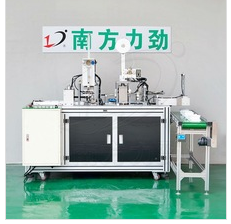 disposable ear loop medical mask machine