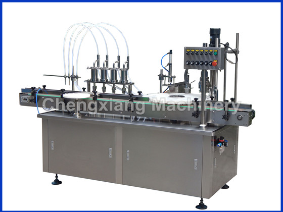 CX-ZG Stoppering Capping Machine(filling stoppering capping)