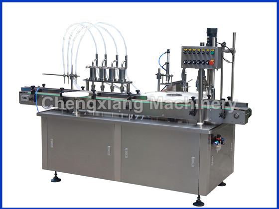 CX-GFT 药水灌装机