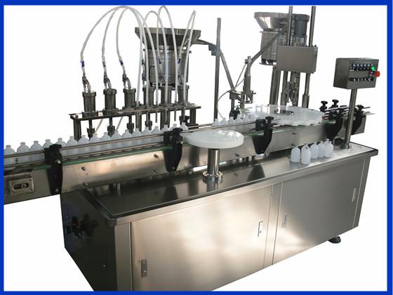 CX-YGF 6头全自动药水灌装机