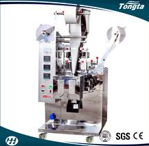 Automatic tea bag packing machine tea bag with thread and tag