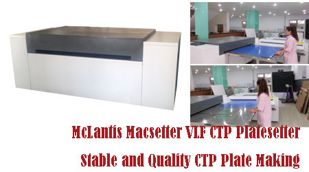 VLF Thermal CTP Platesetter